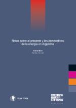 Notas sobre el presente y las perspectivas de la energía en Argentina