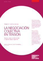 La negociación colectiva en tensión