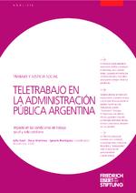Teletrabajo en la administración pública argentina