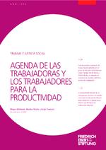 Agenda de las trabajadoras y los trabajadores para la productividad