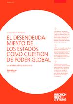 El desendeudamiento de los estados como cuestión de poder global