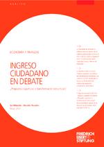 Ingreso ciudadano en debate