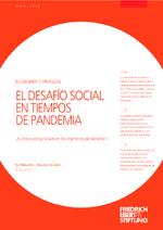 El desafío social en tiempos de pandemia