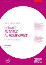 Debates en torno al home office