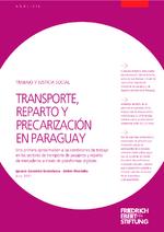 Transporte, reparto y precarización en Paraguay